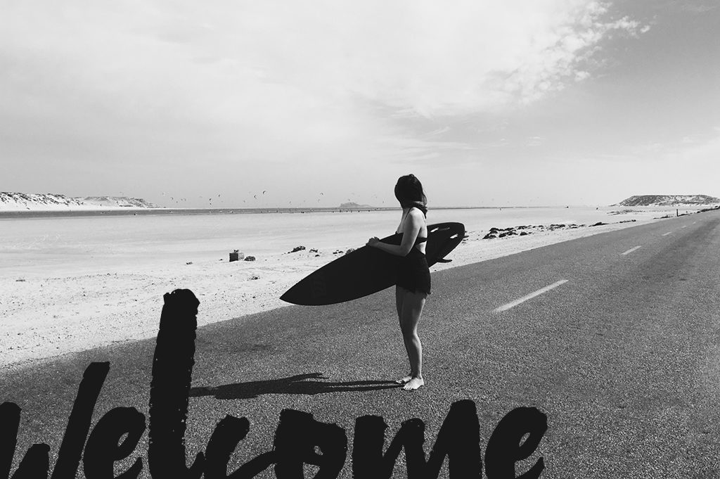 Travel & kite - Welcome